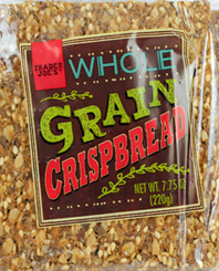 Trader Joe's Whole Grain Crispbread