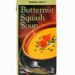 Trader Joe's Butternut Squash Soup