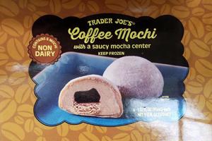 Trader Joe's Coffee Mochi