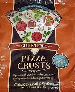 Trader Joe's Gluten-Free Pizza Crusts Reviews