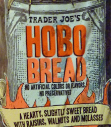 Trader Joe's Hobo Bread