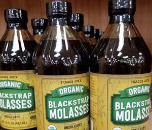 Trader Joe's Organic Blackstrap Molasses