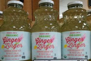Trader Joe's Organic Ginger Zinger