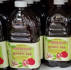 Trader Joe's Pomegranate-Flavored Green Tea