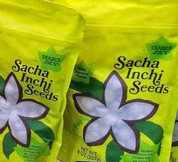 Trader Joe's Sacha Inchi Seeds