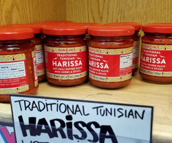 Trader Joe's Traditional Tunisian Harissa Hot Chili Pepper Paste