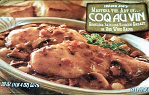 Trader Joe's Coq au Vin
