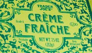 Trader Joe's Crème Fraîche
