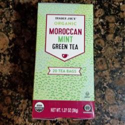 Trader Joe's Organic Moroccan Mint Green Tea