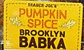 Trader Joe's Pumpkin Spice Brooklyn Babka
