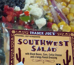 Trader Joe's Southwest Salad
