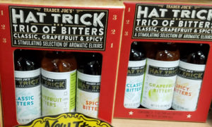 Trader Joe's Hat Trick Trio of Bitters