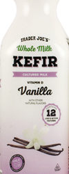 Trader Joe's Vanilla Kefir