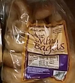 Trader Joe's Wheat Mini Bagels