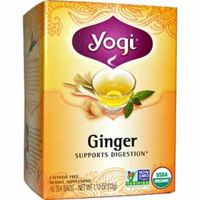 Yogi Ginger Tea