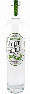 Trader Joe's Art of the Still Organic Gin