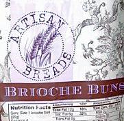 Trader Joe's Brioche Buns