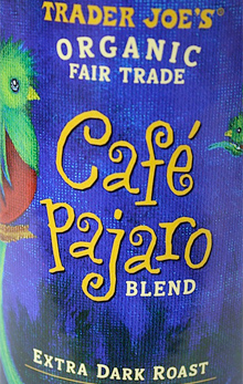 Trader Joe's Café Pajaro Coffee Blend Reviews