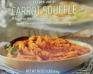 Trader Joe's Carrot Souffle