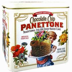 Trader Joe's Chocolate Chip Panettone