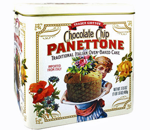 Trader Joe's Chocolate Chip Panettone