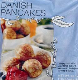 Trader Joe's Danish Pancakes