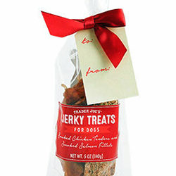 Trader Joe's Chicken & Smoked Salmon Jerky Dog Treats