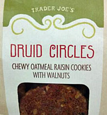 Trader Joe's Druid Circles