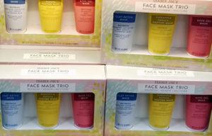 Trader Joe's Face Mask Trio