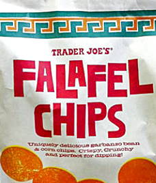 Trader Joe's Falafel Chips Reviews