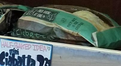 Trader Joe's Half-Baked Mini Ciabatta Bread