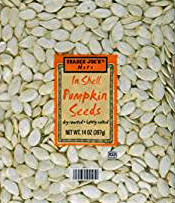 Trader Joe's In-Shell Pumpkin Seeds