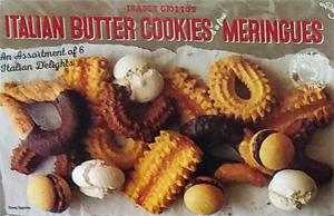 Trader Joe's Italian Butter Cookies Meringues
