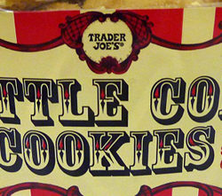 Trader Joe's Kettle Corn Cookies