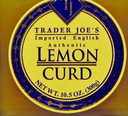 Trader Joe's Lemon Curd
