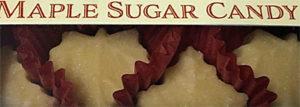 Trader Joe's Maple Sugar Candy