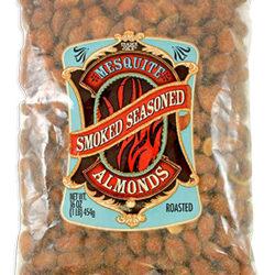 Trader Joe's Mesquite Smoked Season Almonds