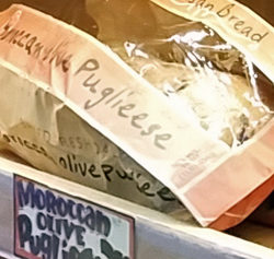 Trader Joe's Moroccan Olive Pugliese Bread