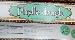 Trader Joe's Phyllo Dough