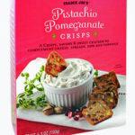 Trader Joe's Pistachio & Pomegranate Crisps