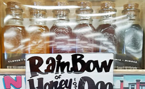Trader Joe's Rainbow Honey