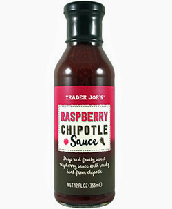 Trader Joe's Raspberry Chipotle Sauce