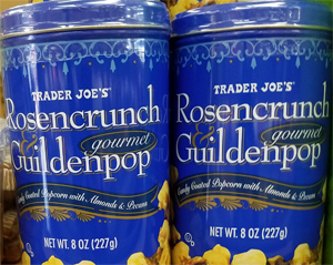 Trader Joe's Rosencrunch Guildenpop