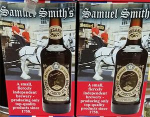 Samuel Smith's Organic Chocolate Stout