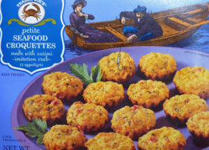 Trader Joe's Seafood Croquettes