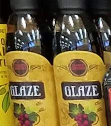 Trader Joe's Balsamic Glaze