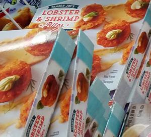 Trader Joe's Lobster & Shrimp Bites