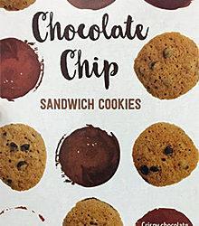 Trader Joe's Chocolate Chip Sandwich Cookies
