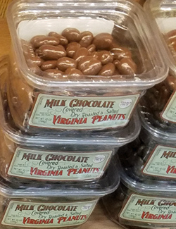 Trader Joe's Milk Chocolate Covered Virginia Peanuts