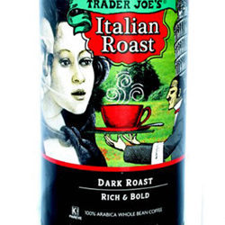Trader Joe's Italian Roast Coffee
